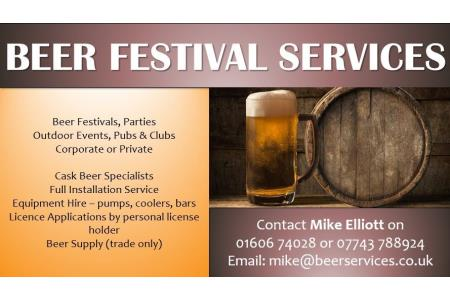 Beer Festival Services
