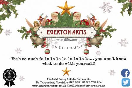 Egerton Arms - Little Budworth