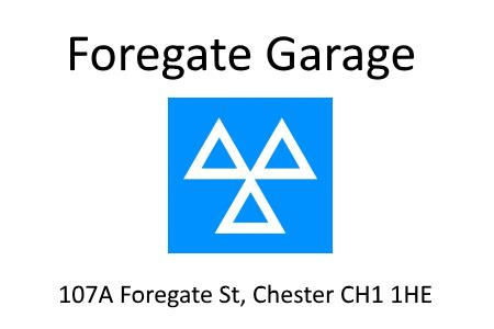 Foregate Garage