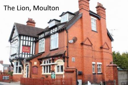 Lion Hotel - Moulton