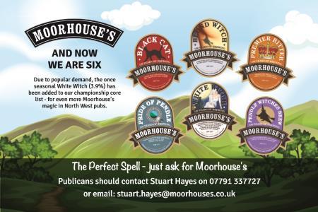 Moorhouse's Brewery