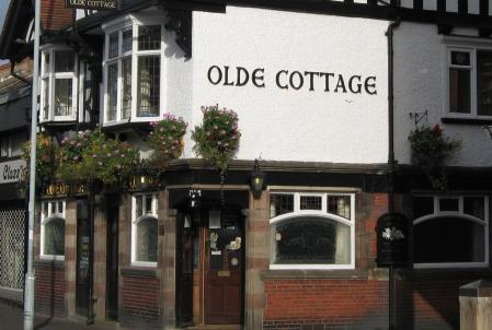 Olde Cottage - Chester