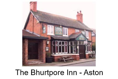 The Bhurtpore Inn - Aston
