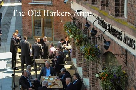 The Old Harkers Arms - Chester
