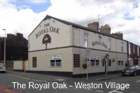The Royal Oak - Weston Village
