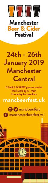 Manchester Beer & Cider Festival 2019 @ Manchester Central | England | United Kingdom